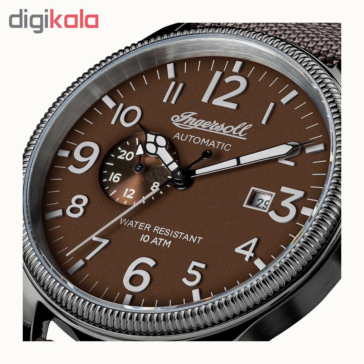 خرید ساعت مچی عقربه ای مردانه اینگرسل مدل I02803