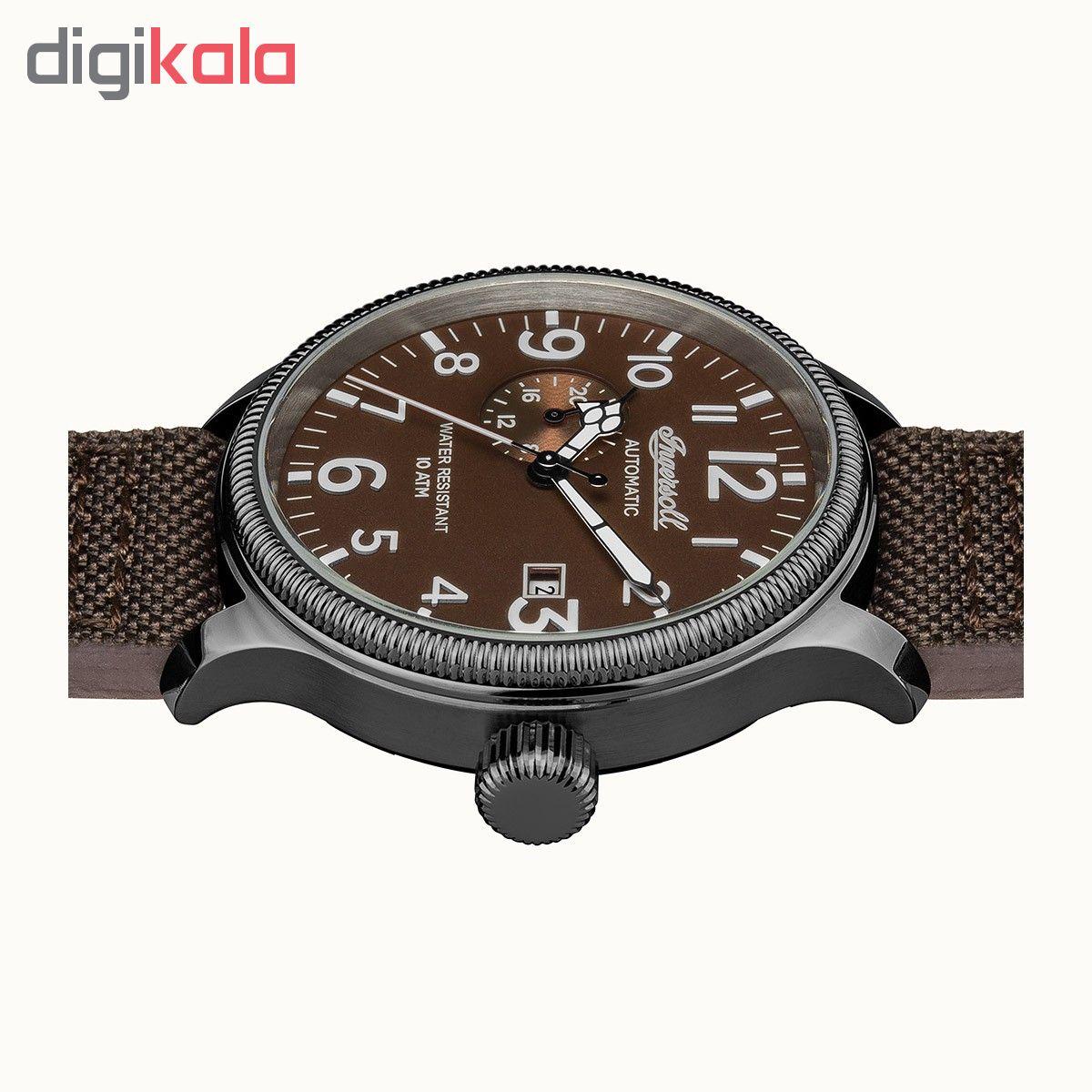 کد تخفیف                                      ساعت مچی عقربه ای مردانه اینگرسل مدل I02803