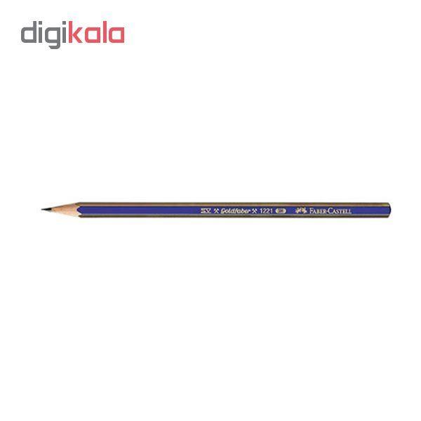 مداد طراحی فابر کاستل مدل gold faber main 1 1