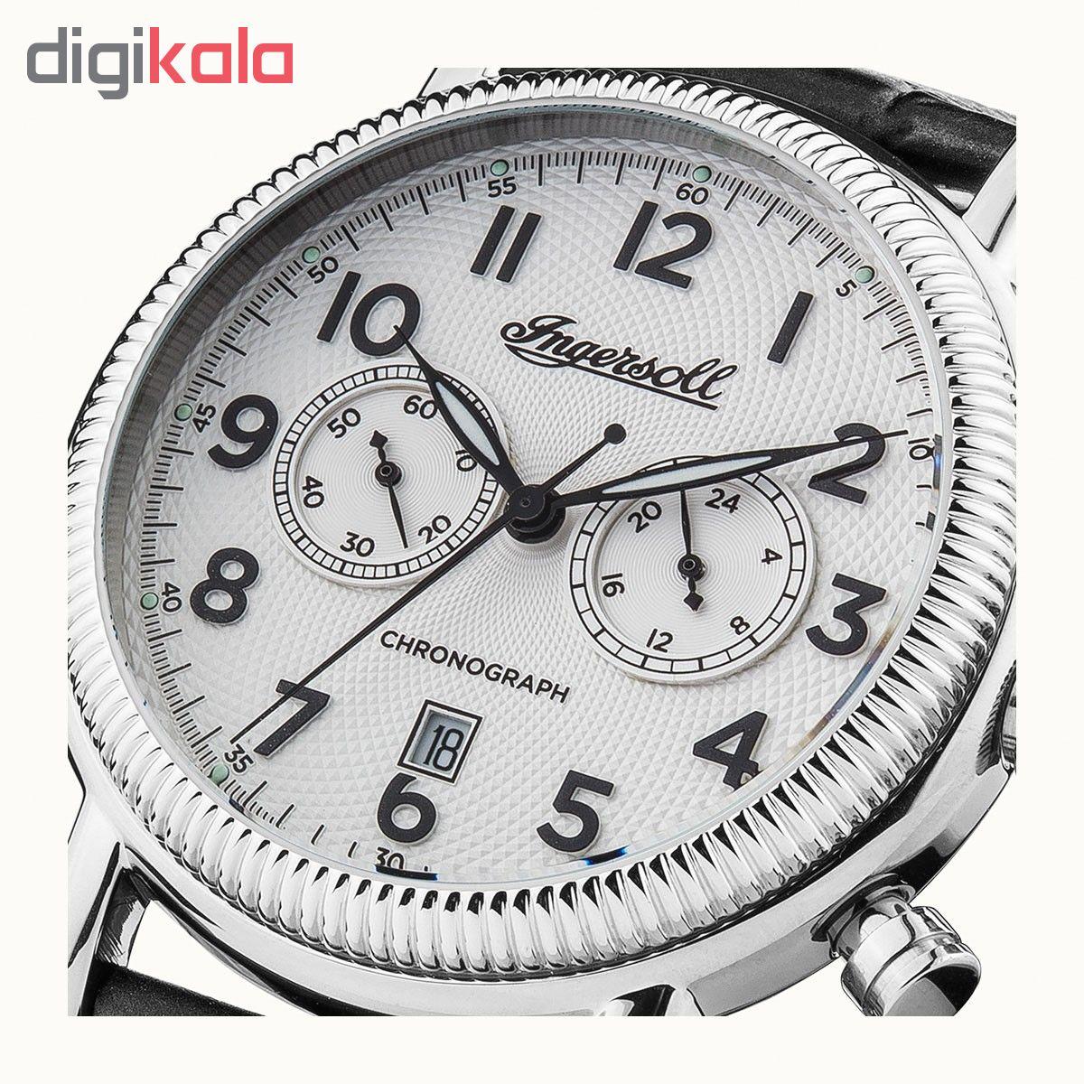 ساعت مچی عقربه ای مردانه اینگرسل مدل I01002