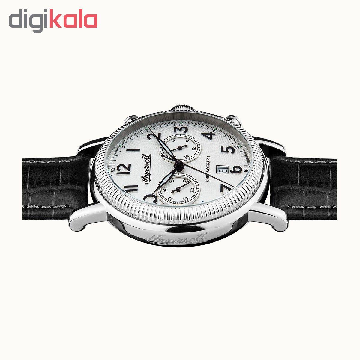 کد تخفیف                                      ساعت مچی عقربه ای مردانه اینگرسل مدل I01002