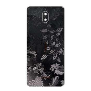 برچسب پوششی ماهوت مدل Wild-flower Texture مناسب برای گوشی  Nokia 3.1