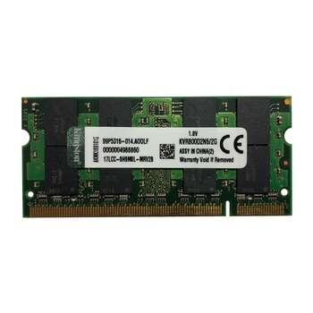 رم لپ تاپ کینگستون مدل DDR2 800MHz ظرفیت 2 گیگابایت