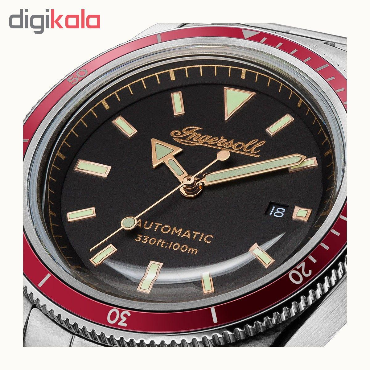 ساعت مچی عقربه ای مردانه اینگرسل مدل I05004