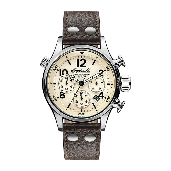 ساعت مچی عقربه ای مردانه اینگرسل مدل I02002 38