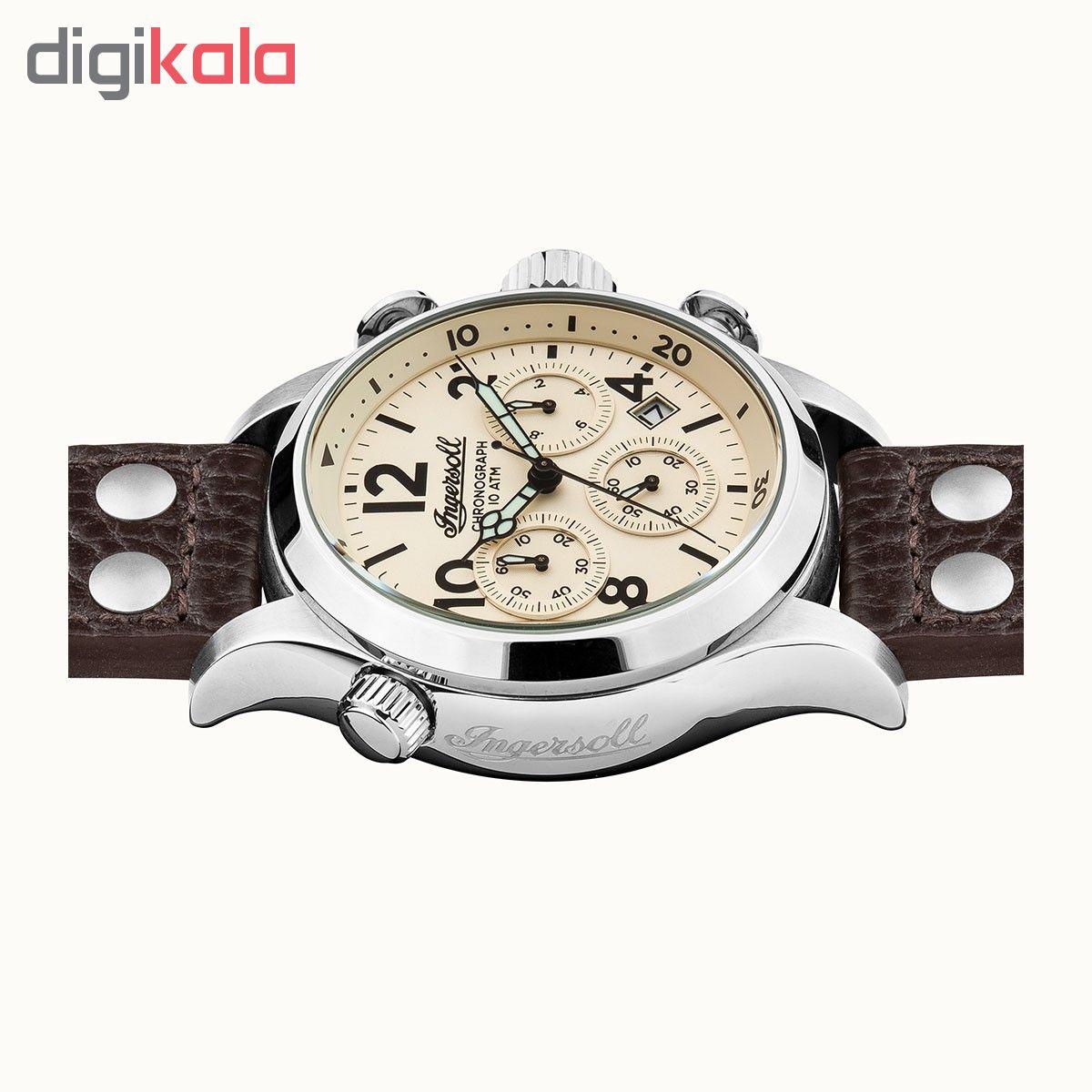 ساعت مچی عقربه ای مردانه اینگرسل مدل I02002