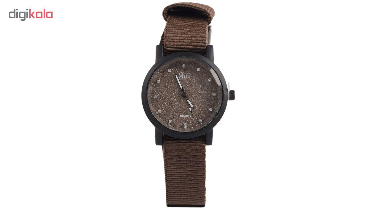 ساعت مچی عقربه ای آیلی مدل SW8585