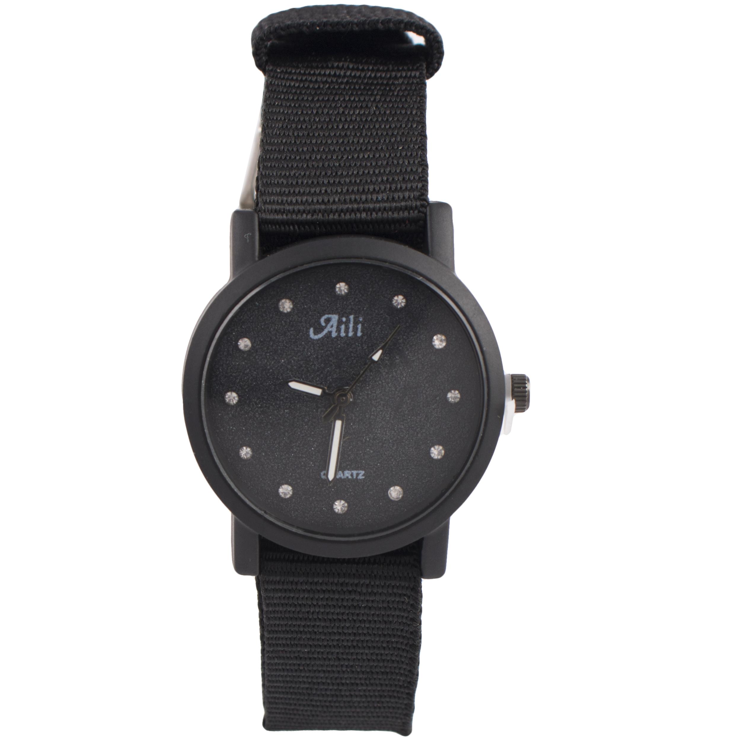 ساعت مچی عقربه ای آیلی مدل SW2020 13