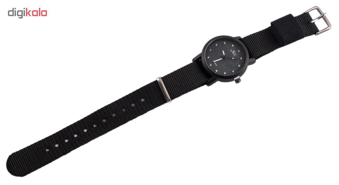 ساعت مچی عقربه ای آیلی مدل SW2020