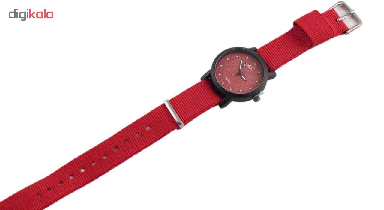 ساعت مچی عقربه ای آیلی مدل SW7272