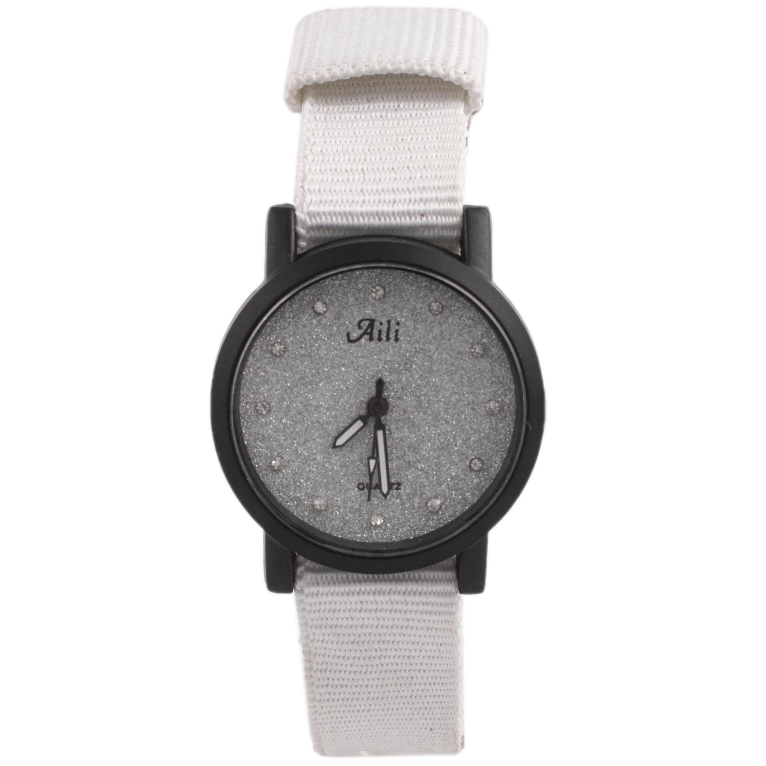 ساعت مچی عقربه ای آیلی مدل SW7374 12