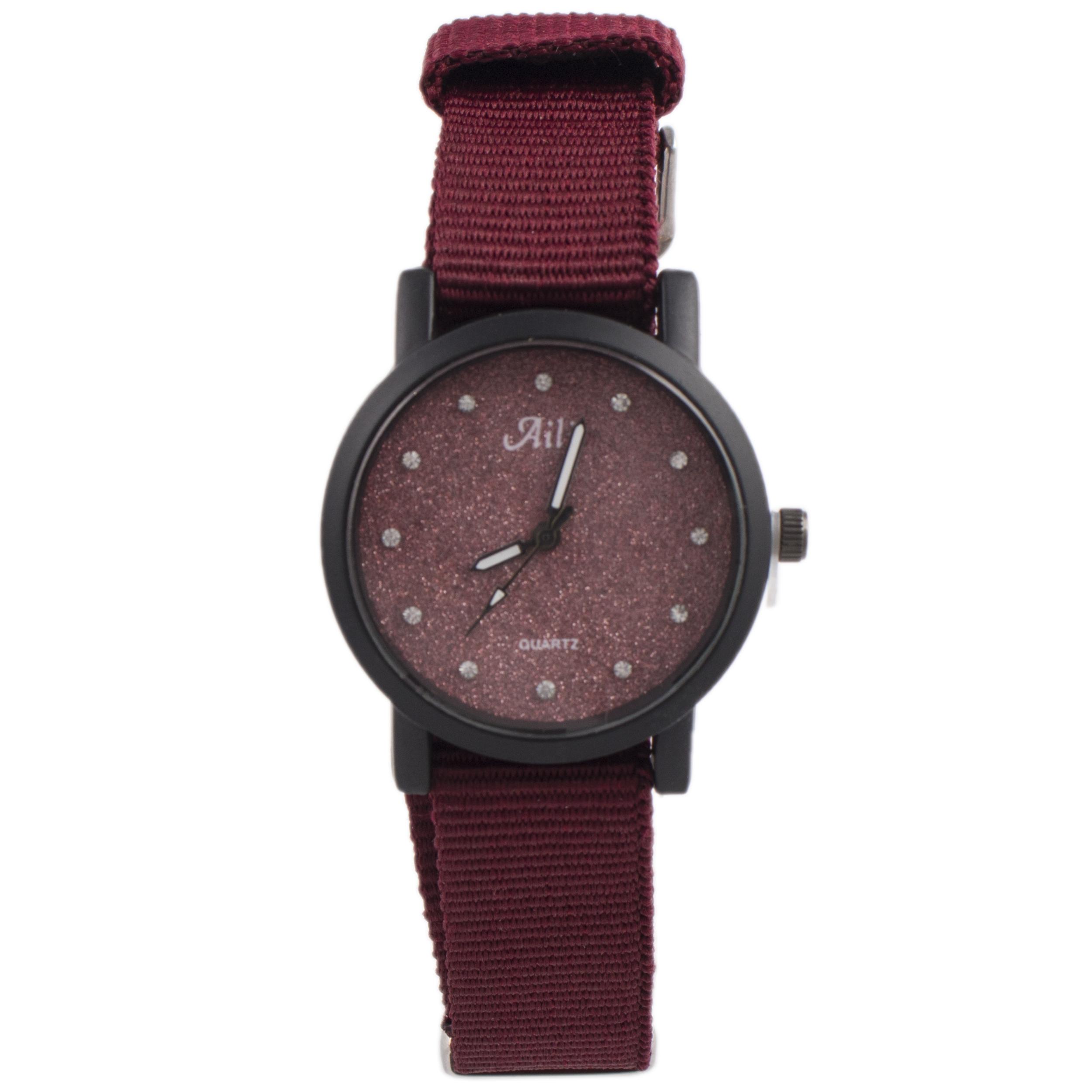 ساعت مچی عقربه ای آیلی مدل SW6868