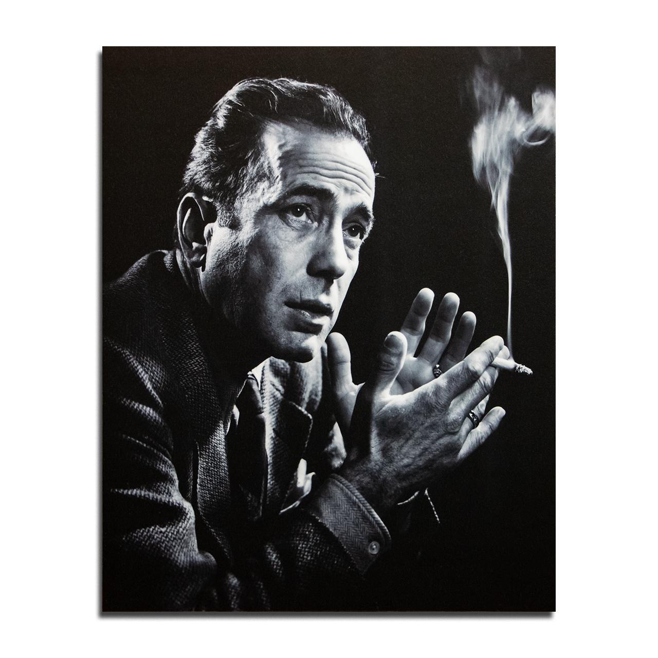 تابلو شاسی ارژنگ طرح Humphrey Bogart کد M008
