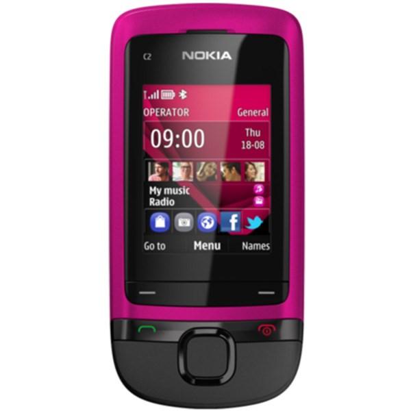 گوشی موبایل نوکیا سی 2-05