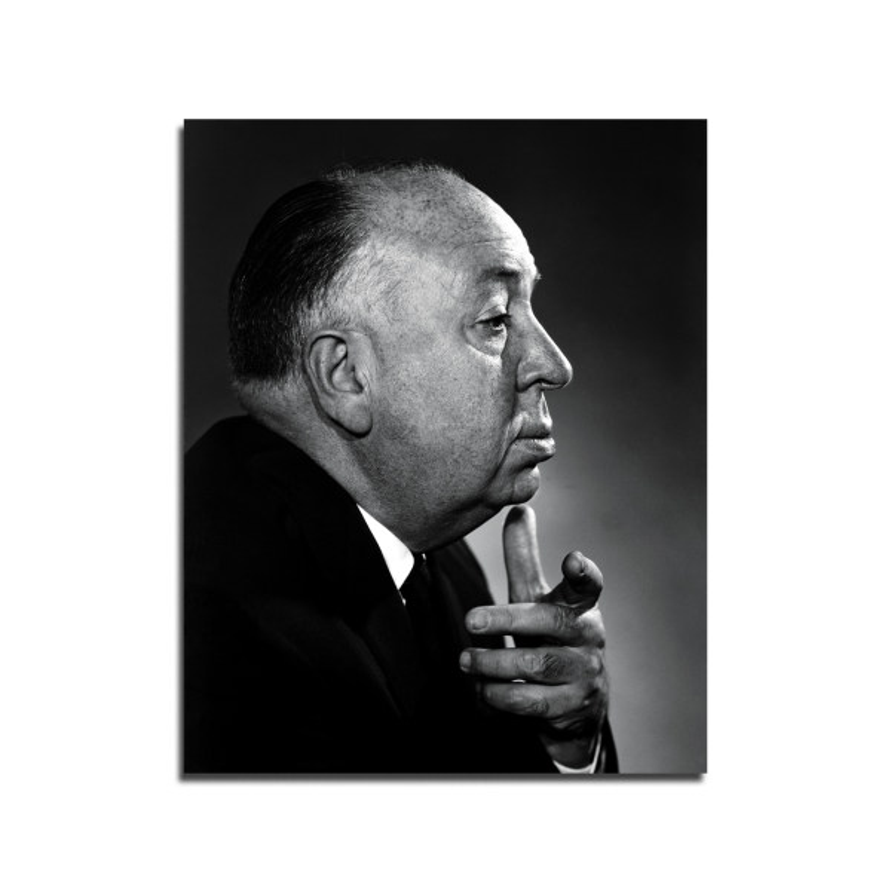 تابلو شاسی ارژنگ طرح Alfred Hitchcock کد M004