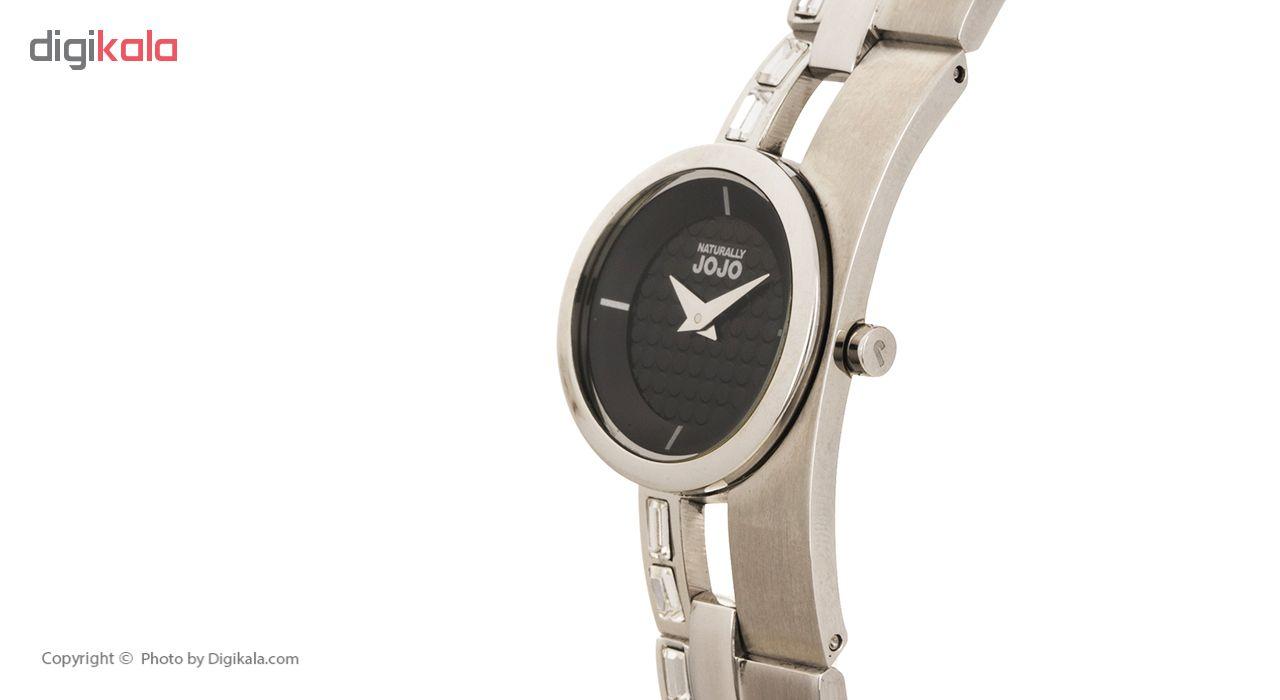 ساعت مچی عقربه ای زنانه نچرالی ژوژو مدل JO95256.88F              ارزان