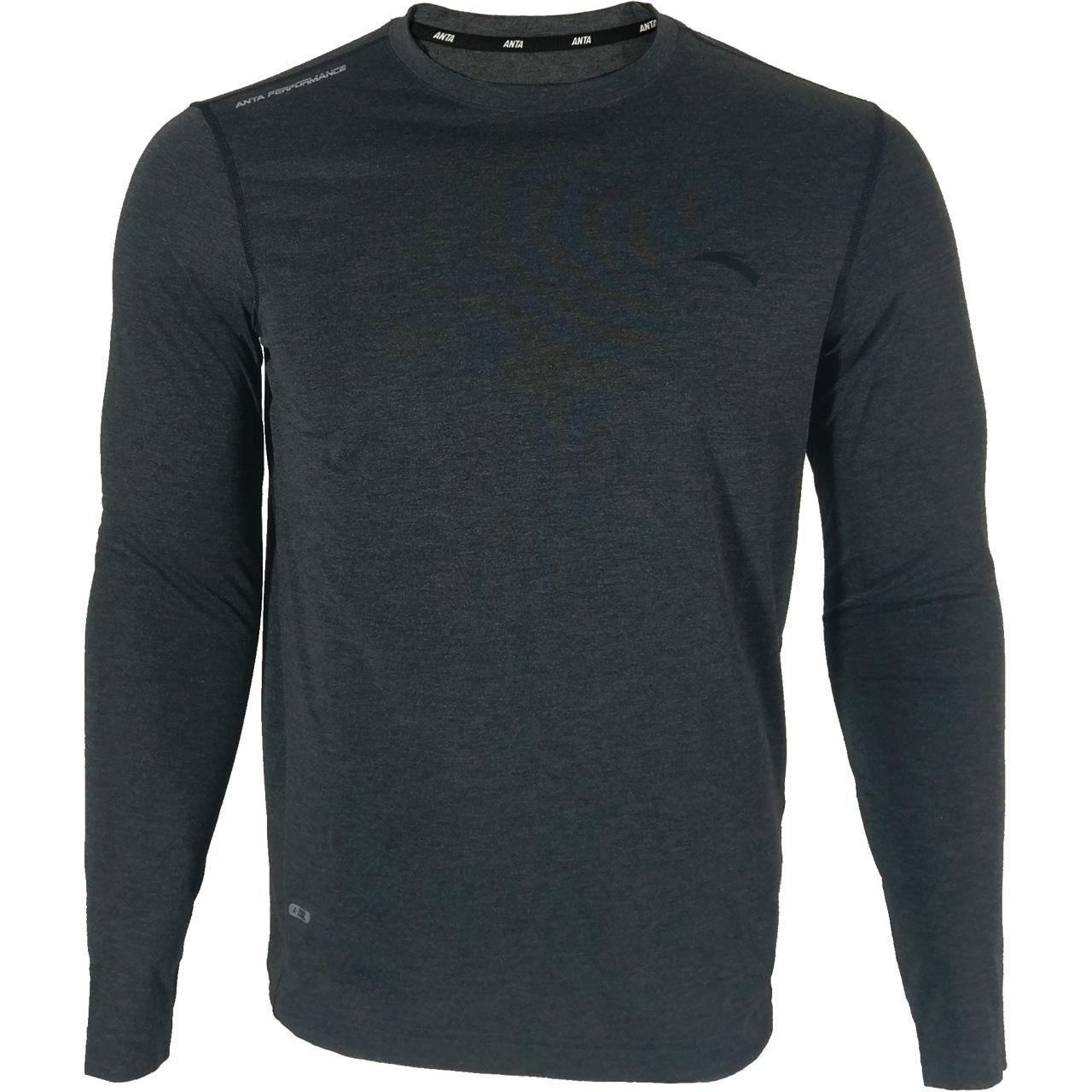 تی شرت آستین بلند ورزشی مردانه آنتا 85547440-1