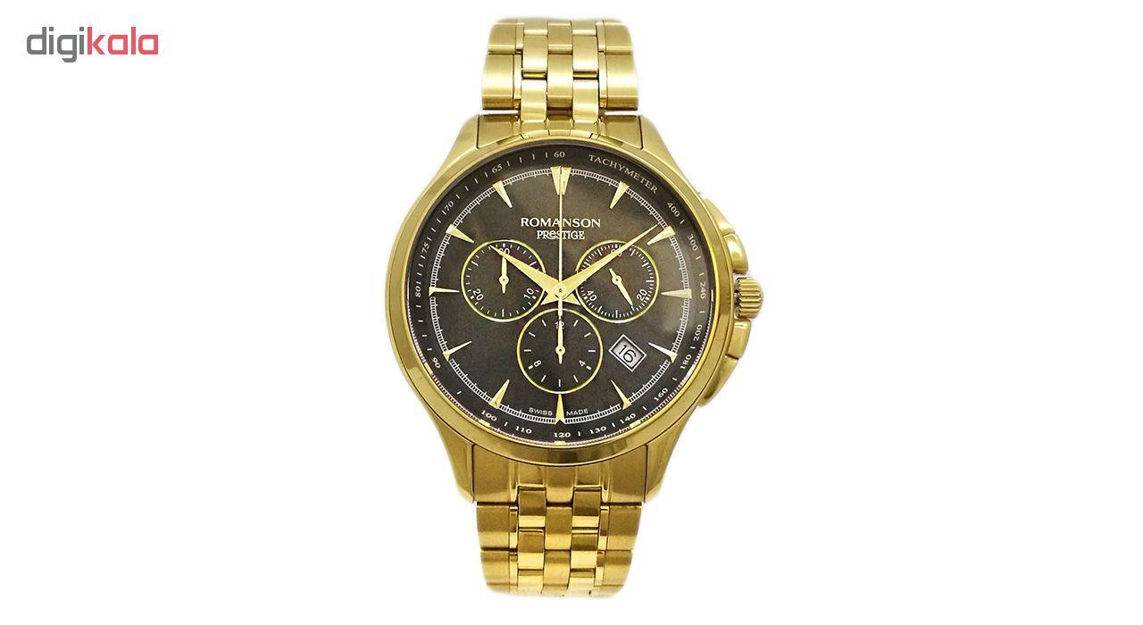 خرید ساعت مچی عقربه ای مردانه رومانسون مدل TM3258HM1GA31G