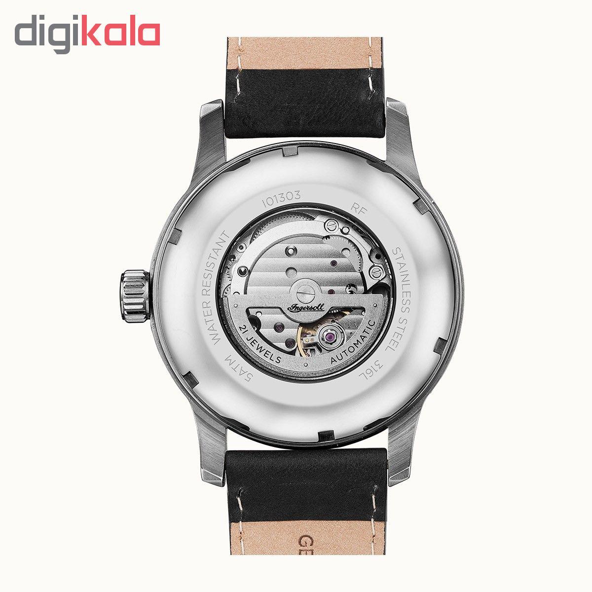 خرید ساعت مچی عقربه ای مردانه اینگرسل مدل I01303