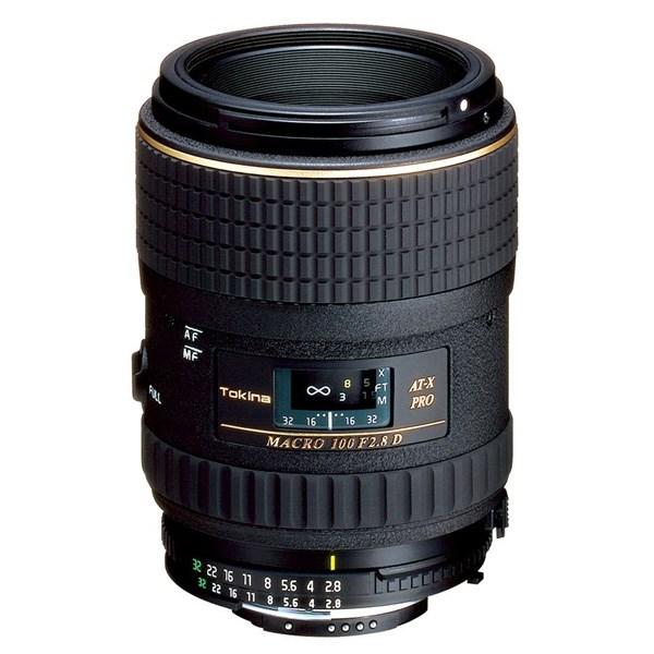 لنر توکینا 100mm F/2.8 AT-X 100 AF PRO D For Canon