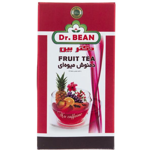 دمنوش میوه ای استوایی دکتربین مقدار 100 گرم