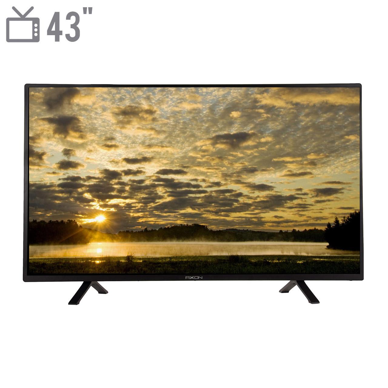 تلویزیون ال ای دی آکسون مدل XT-4383 سایز 43 اینچ
