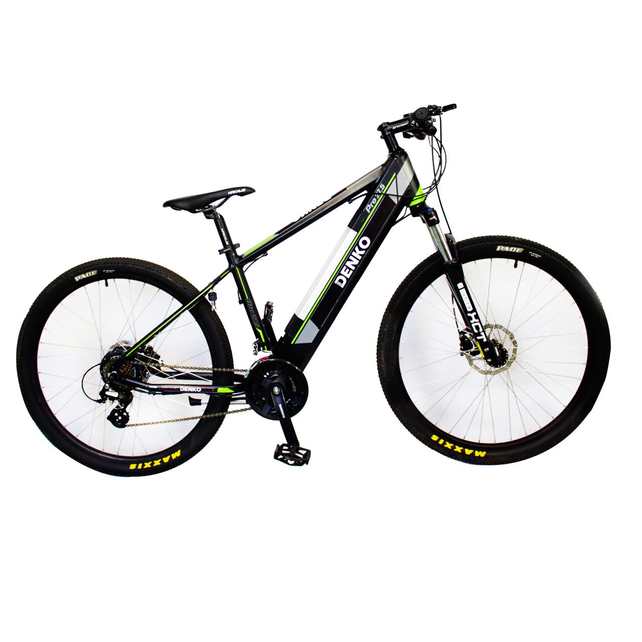 دوچرخه برقی دنکو مدل نکسوس M2 سایز 27.5