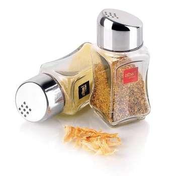 نمک پاش زیباسازان کد 13037 بسته 2 عددی
