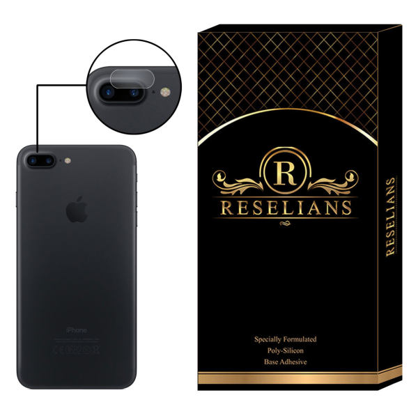 محافظ لنز دوربین رزلیانس مدل RLP مناسب برای گوشی موبایل اپل iPhone 7 Plus