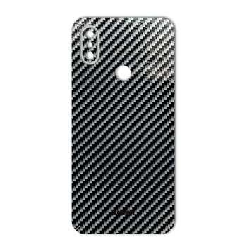 برچسب تزئینی ماهوت مدل Shine-carbon Special مناسب برای گوشی  Xiaomi Mi A2-Mi 6X