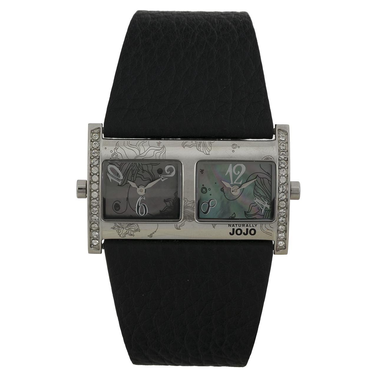ساعت مچی عقربه ای زنانه نچرالی ژوژو مدل JO95168.88F