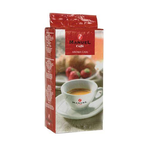 قهوه آسیاب مانوئل کافه مدل aroma casa بسته 250 گرمی