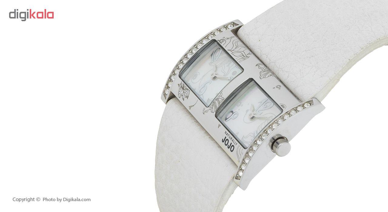 ساعت مچی عقربه ای زنانه نچرالی ژوژو مدل JO95168.81F