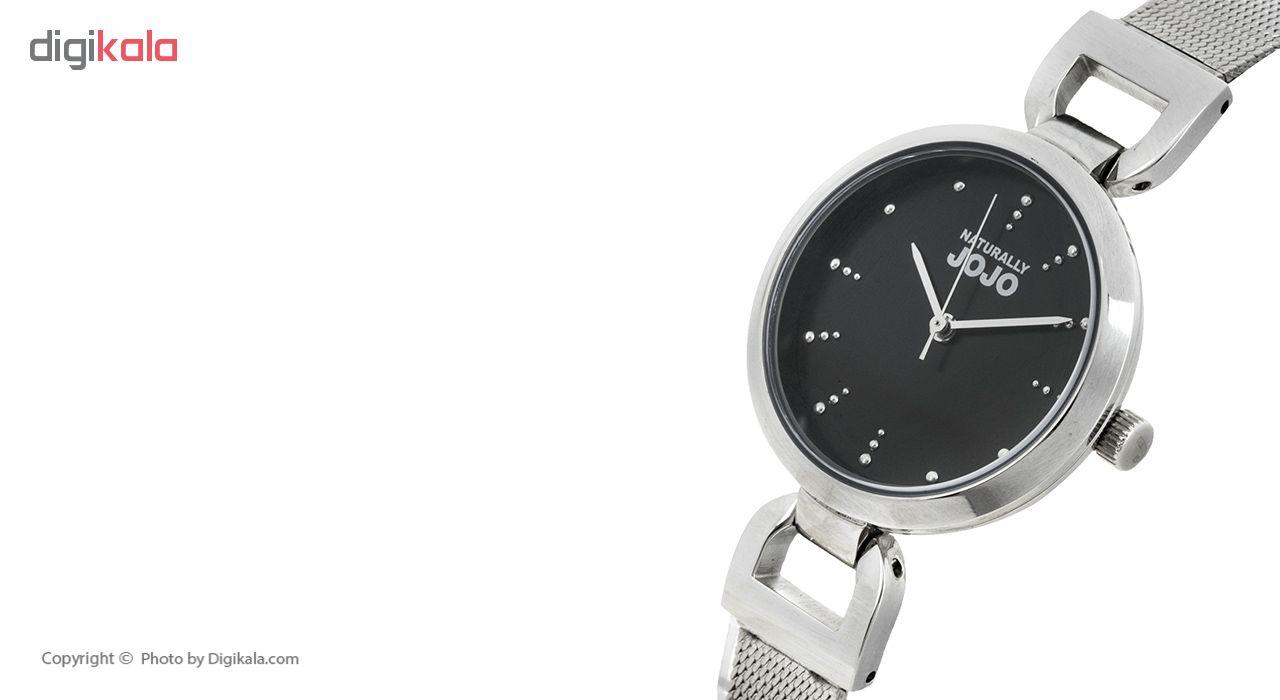 ساعت مچی عقربه ای زنانه نچرالی ژوژو مدل JO96889.88F