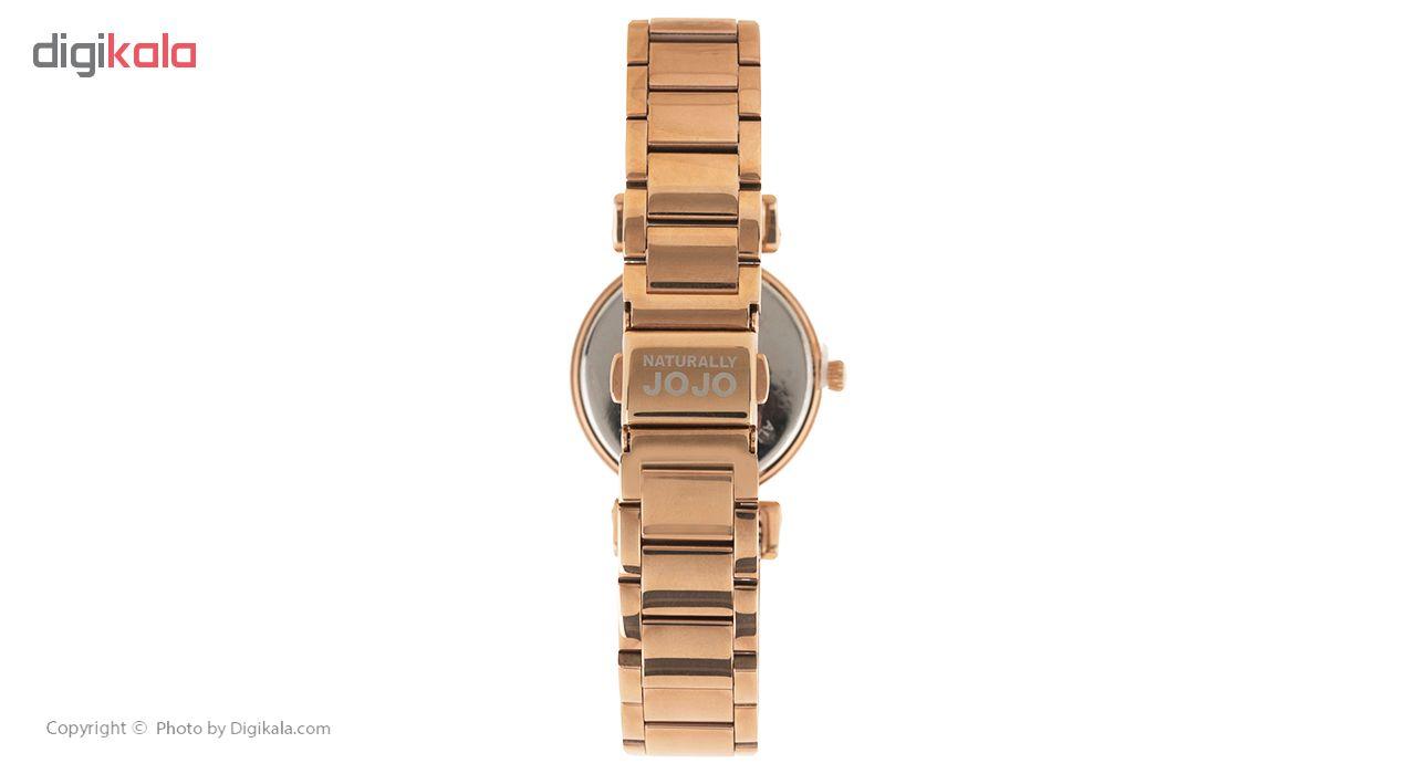 ساعت مچی عقربه ای زنانه نچرالی ژوژو مدل JO96908.80R