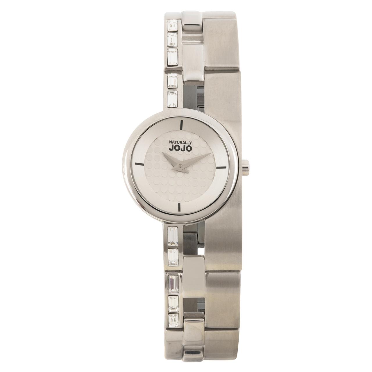 خرید ساعت مچی عقربه ای زنانه نچرالی ژوژو مدل JO95256.80F