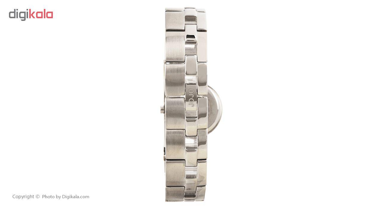 ساعت مچی عقربه ای زنانه نچرالی ژوژو مدل JO95256.80F