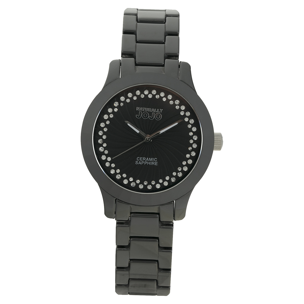 ساعت مچی عقربه ای زنانه نچرالی ژوژو مدل JO96750.88F