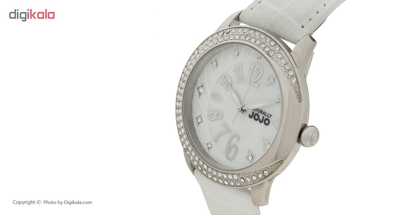 ساعت مچی  زنانه نچرالی ژوژو مدل JO96690.80F              اصل