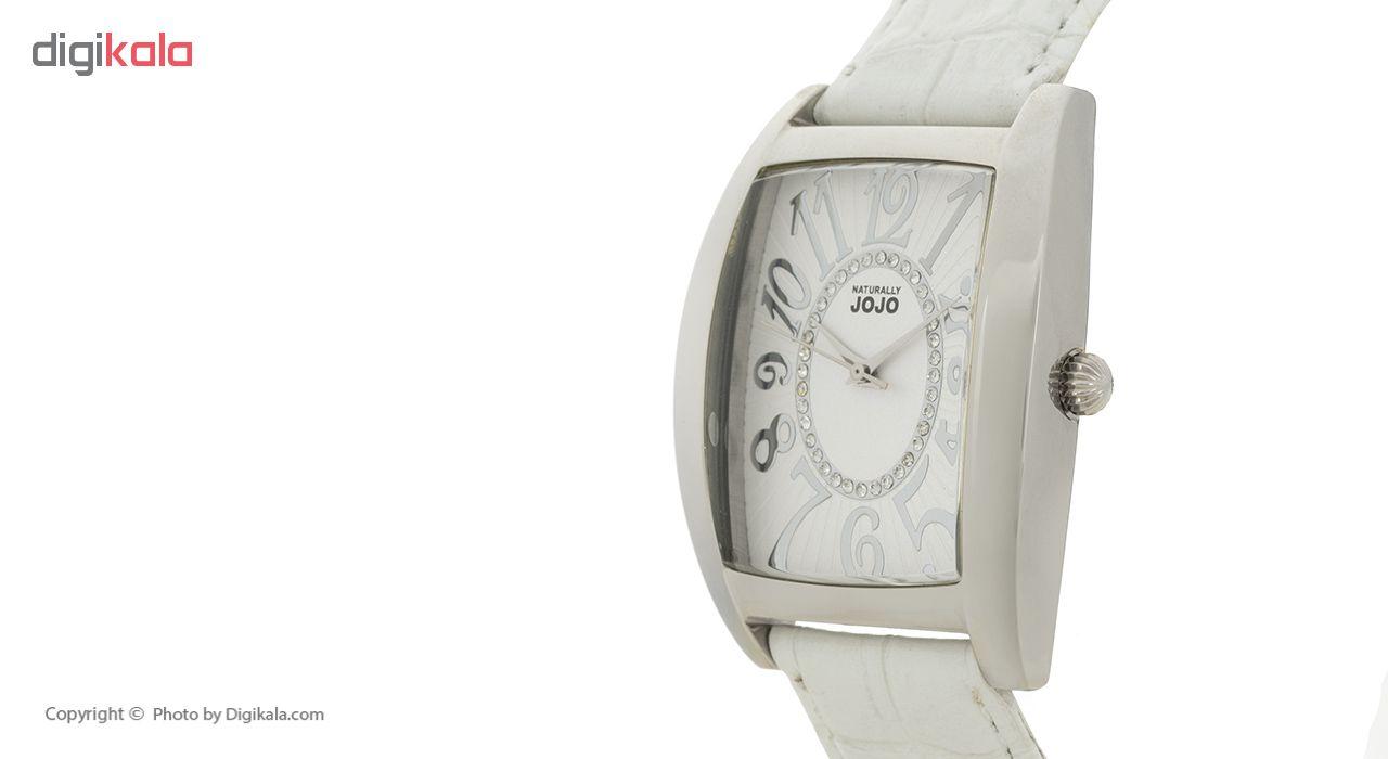 ساعت مچی عقربه ای زنانه نچرالی ژوژو مدل JO96410.80M