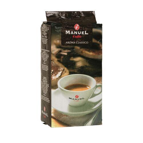 قهوه آسیاب مانوئل کافه مدل aroma classico بسته 250 گرمی