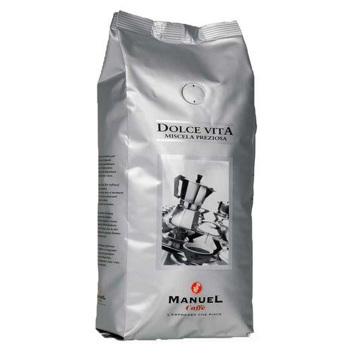 پودر قهوه مانوئل کافه مدل dolce vita بسته 500 گرمی