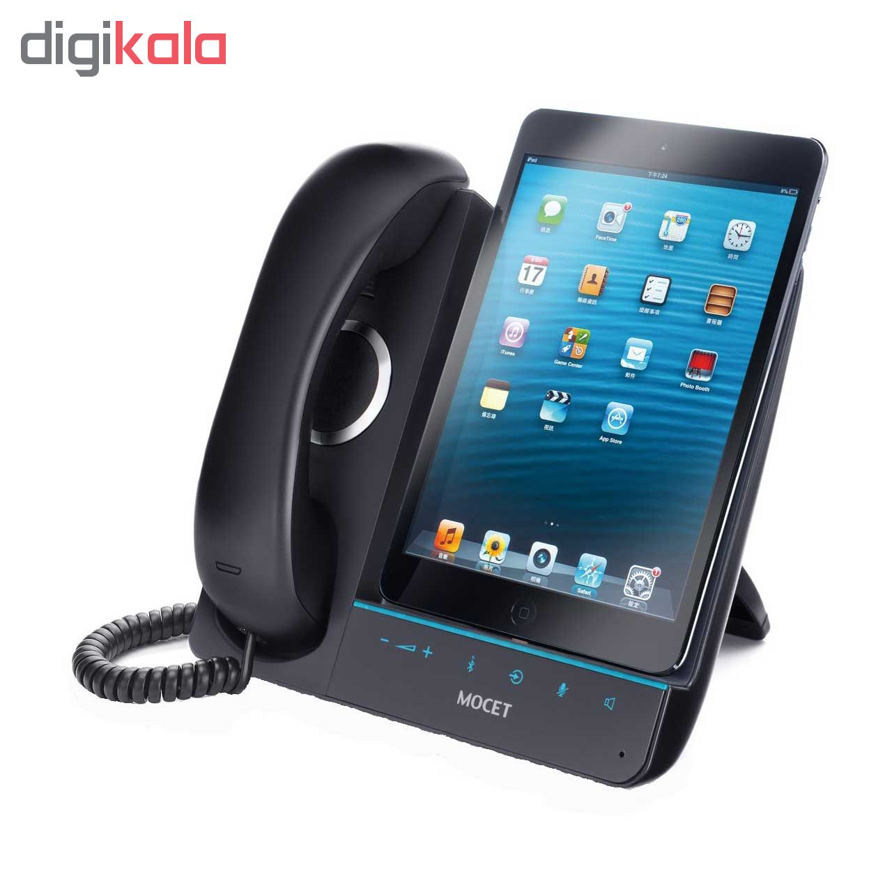 قیمت                      تلفن تحت شبکه موست مدل IP 3093