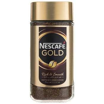 قوطی قهوه فوری نسکافه مدل Gold | Nescafe Gold Instant Coffee
