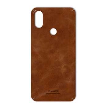 برچسب تزئینی ماهوت مدل Buffalo Leather مناسب برای گوشی Xiaomi Mi A2-Mi 6X