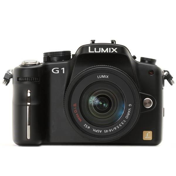 دوربین دیجیتال پاناسونیک لومیکس دی ام سی-جی 1