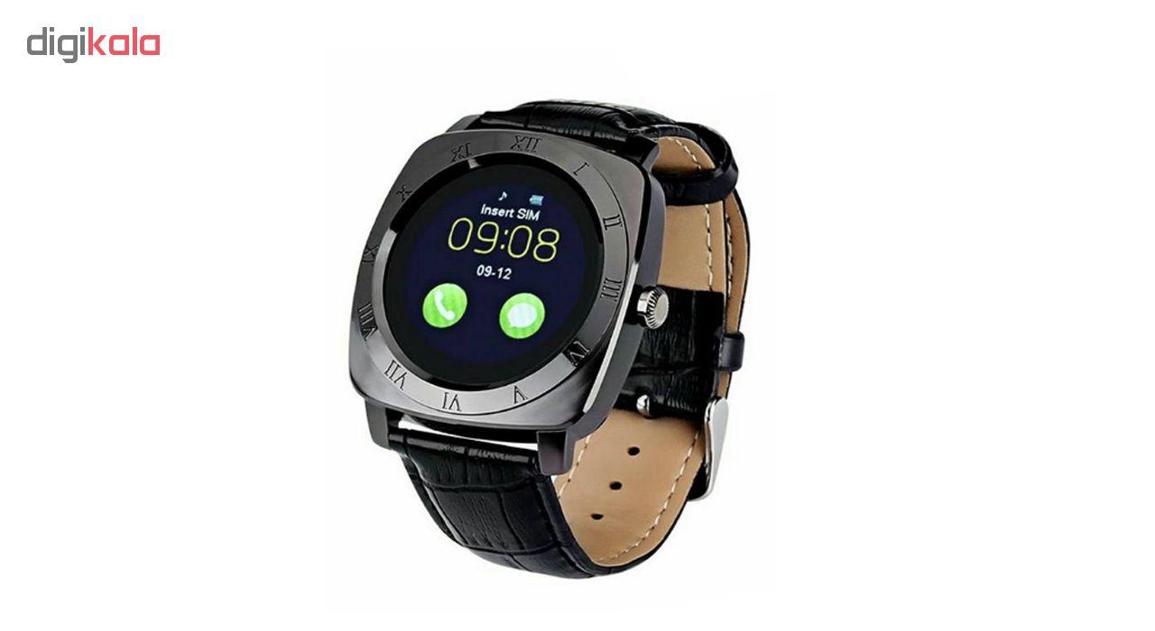 خرید ساعت هوشمند مدل X3 همراه باطری یدکی
