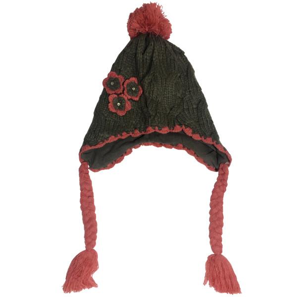 کلاه بافتنی کودک دخترانه مدل PK-H80