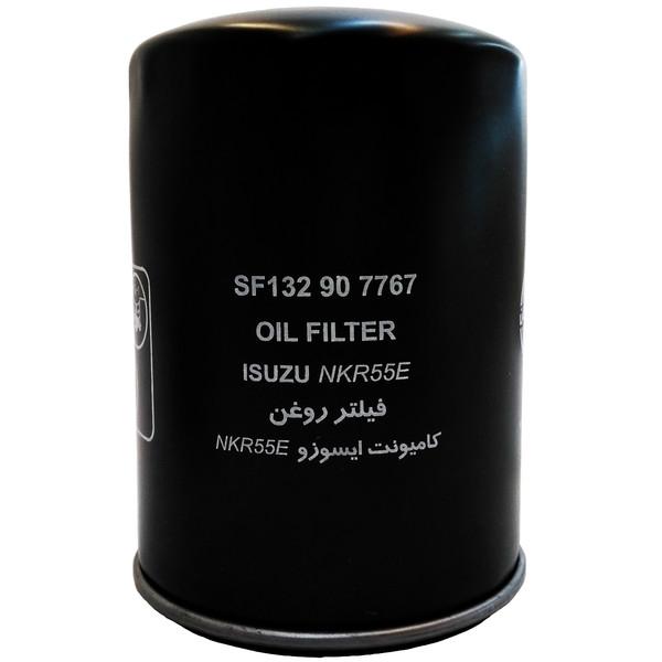 فیلتر روغن خودرو سرکان مدل SF7767 مناسب برای کامیونت ایسوزو NKR55E