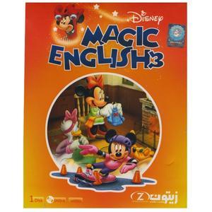 مجموعه کامل آموزش زبان انگلیسی Magic English 3